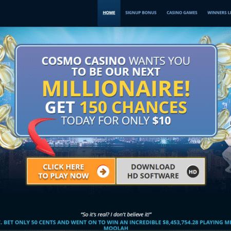Cosmo Casino Review