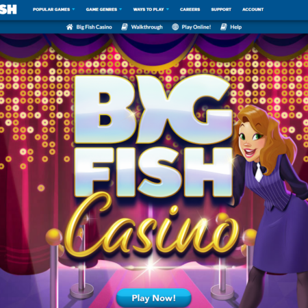 Big Fish Casino Review