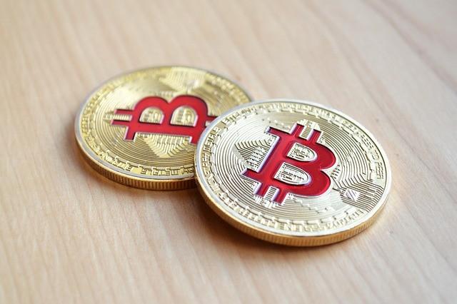 2 bitcoins.