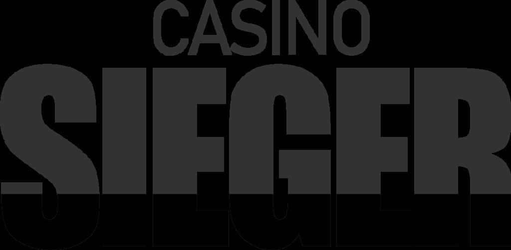 Casino Sieger Logo.