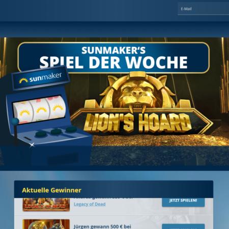 Sunmaker Casino Review