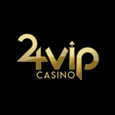 24 Vip Casino Logo