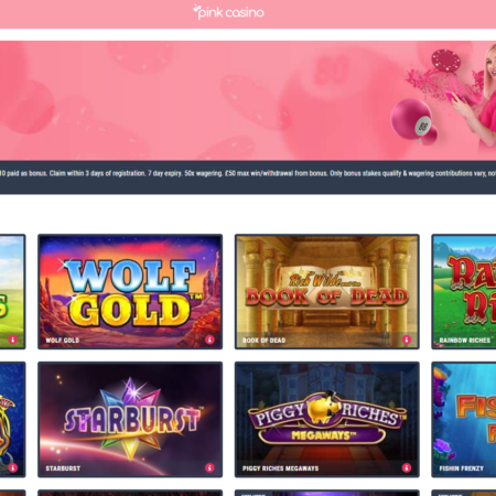 Pink Casino Review